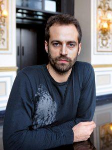 Benjamin Millepied 3.jpg // Foto@ Theater Dortmund-Oper / Ballett Dortmund