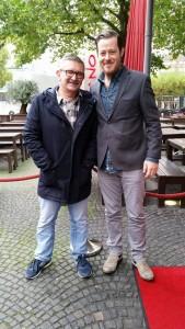 Morgan Moody im Gespräch mit Detlef Obens / Das Opernmagazin /Foto Basia Kuznik