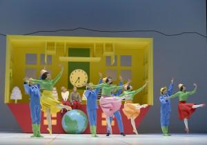Ensemble/Ballett Dortmund/Der Nussknacker/Foto @ Bettina Stoess