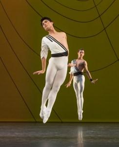 Ballett am Rhein Düsseldorf / Duisburg b.25 Symphonic Variations Ballett von Frederick Ashton