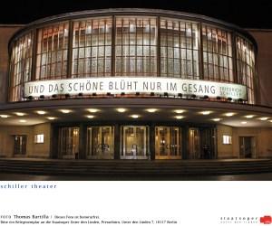 KONICA MINOLTA DIGITAL CAMERA - Staatsoper Berlin im Schillertheater / Foto: Thomas Bartilla