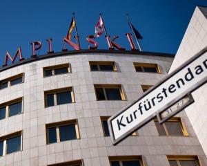 Kempinski Hotel Bristol Berlin | Aussenansicht | Kurfuerstendamm /Foto mit frdl. Genehmigung Kempinski Hotel Bristol Berlin