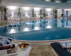 Kempinski Hotel Bristol Berlin | Wellness | Pool / Foto mit frdl. Genehmigung Kempinski Hotel Bristol Berlin