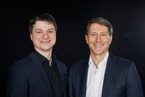 Remus Şucheană und Martin Schläpfer © FOTO: Susanne Diesner