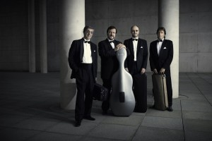 Borodin Quartett Foto © Andy Staples