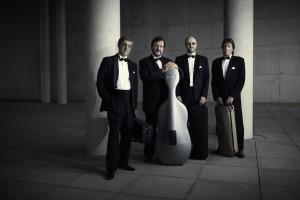 Borodin Quartett Foto © Andy Staples
