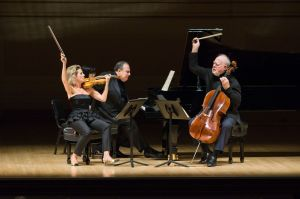 Trio Mutter – Bronfman – Harrell © Christopher Smith