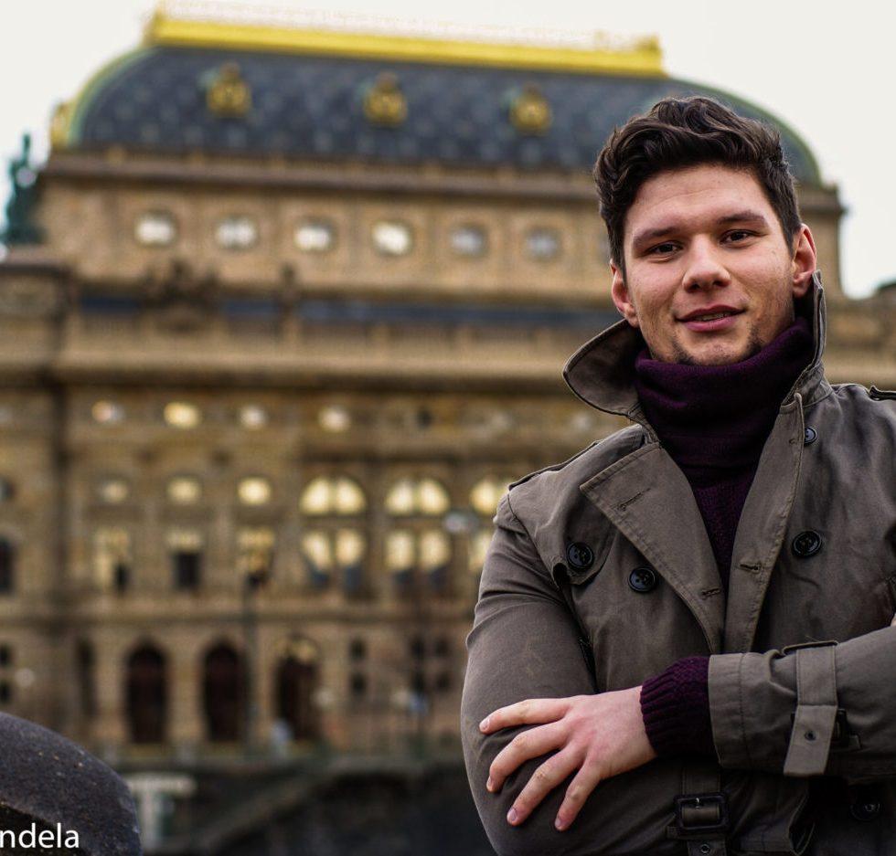 Jiří Rajniš @ SONY DSC/Jacub Chundela