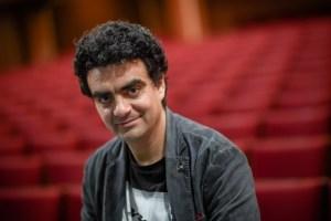 DonPasquale_Villazon_18: Rolando Villazón bei der Bauprobe im Opernhaus Düsseldorf – FOTO: Andreas Endermann