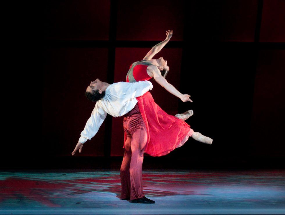 "Ballett ""Carmen/Boléro"" / Foto ©Mario Perricone"