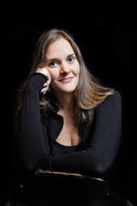 Jessica Muirhead als Vitellia (Foto: Nanc Price)