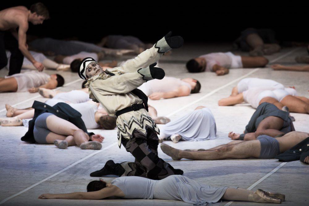 Thomas Stuhrmann / Nijinski Ballett/ Hamburg Ballett / Foto @ Kiran West