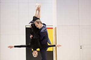 Mayo Arri, Ivan Urban / Ballett Anna Karenina/ Foto © Kiran West