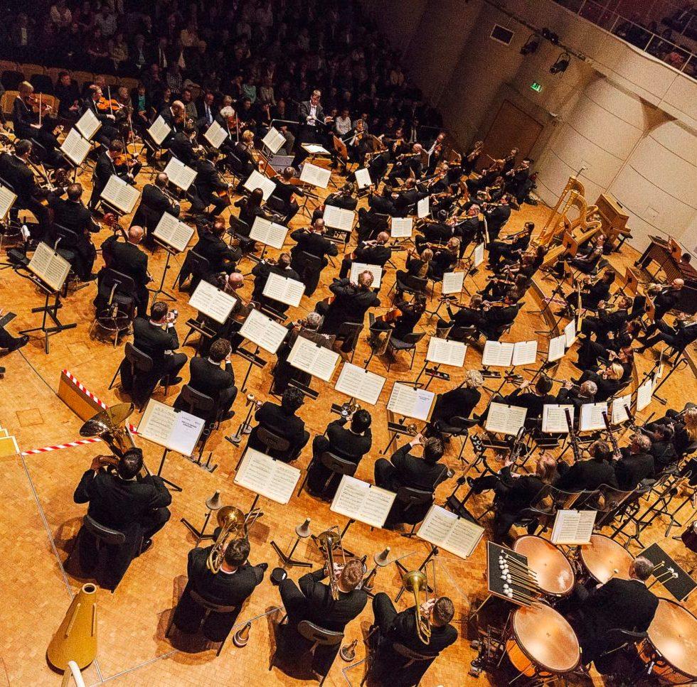 Dortmunder Philharmoniker 17-18/ Foto @ Magdalena Spinn