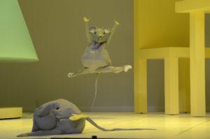 Ballett Dortmund/Nussknacker/Corps de Ballet/ Fotografin Bettina Stöß