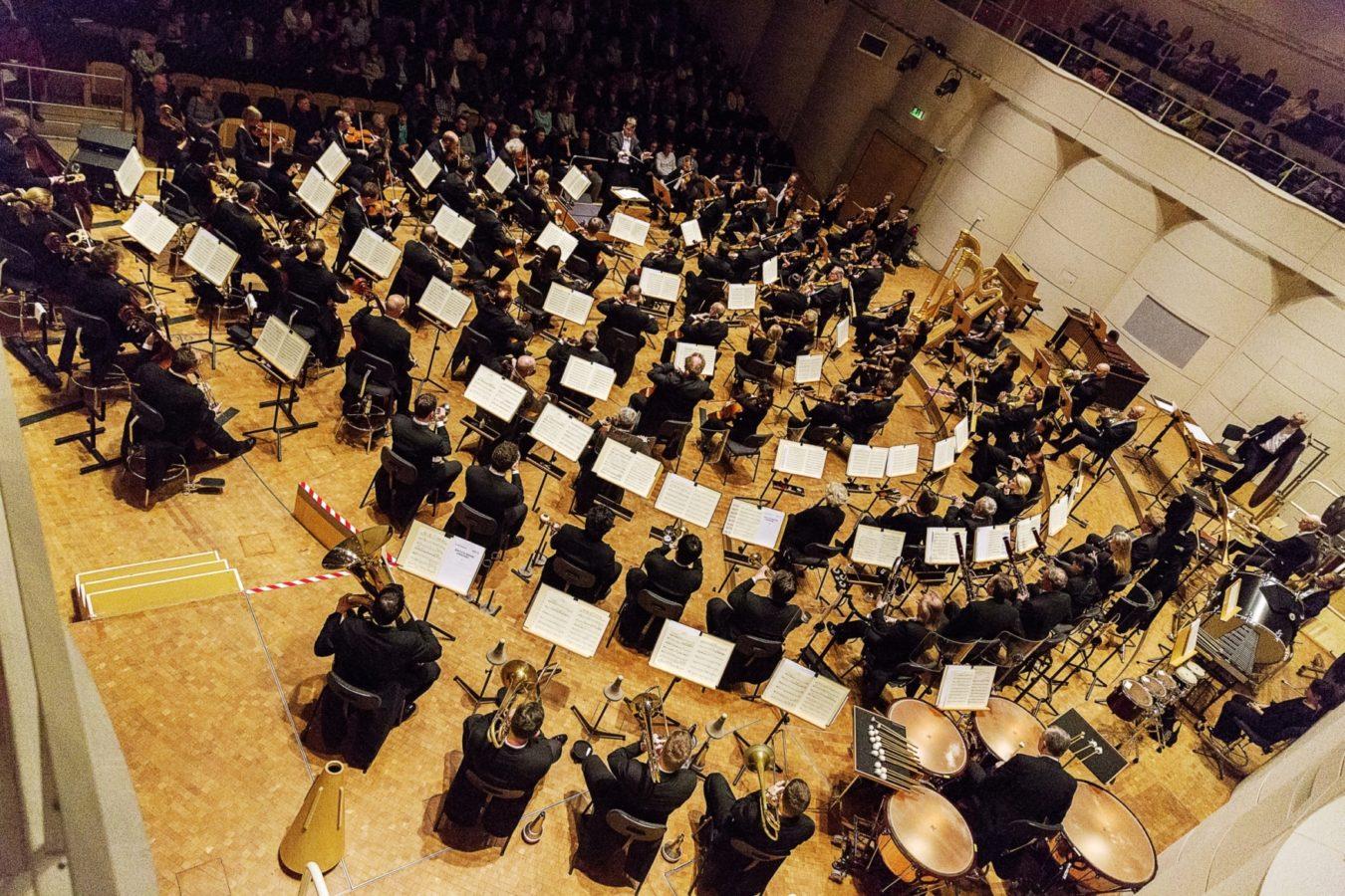 Dortmunder Philharmoniker / Foto @ Magdalena Spinn