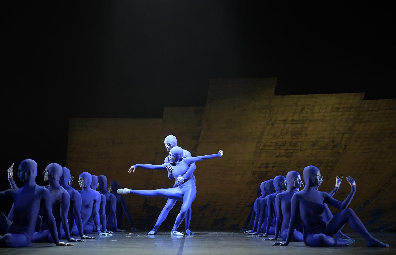 Ballett Dortmund/ Ballett Rachmaninow | Tschaikowsky/Foto @ Bettina Stöß, Stage Pictures