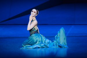 The Little Mermaid/Hamburg Ballett/ Dancer: Silvia Azzoni / Foto Kiran West