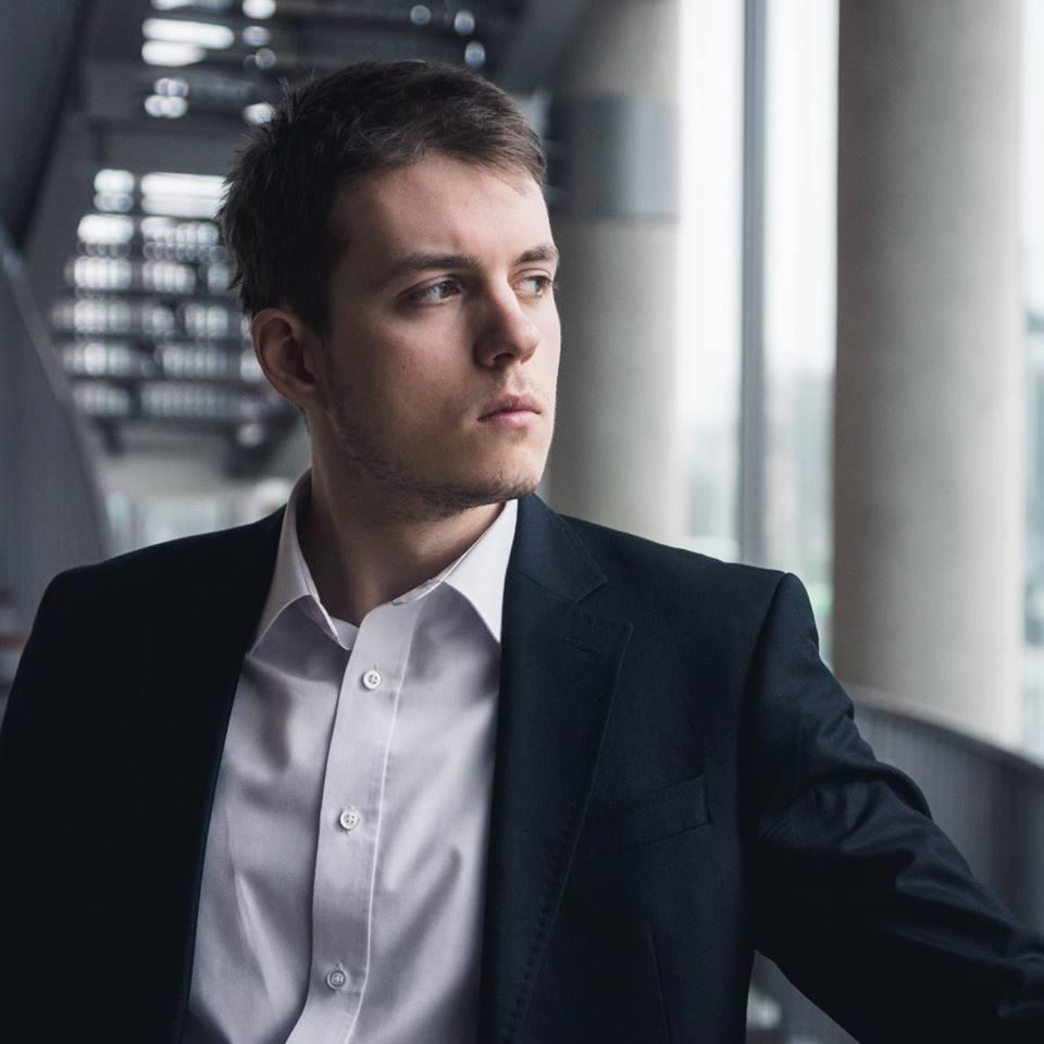 Simon Mechlinski / Foto @ Oper Dortmund
