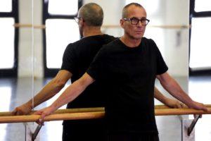 Mauro Bigonzetti - Portrait-Foto @ Ballett Dortmund