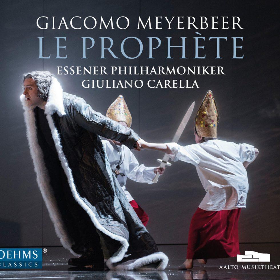 Cover der CD LE PROPHETE /Aufnahme AALTO-THEATER ESSEN