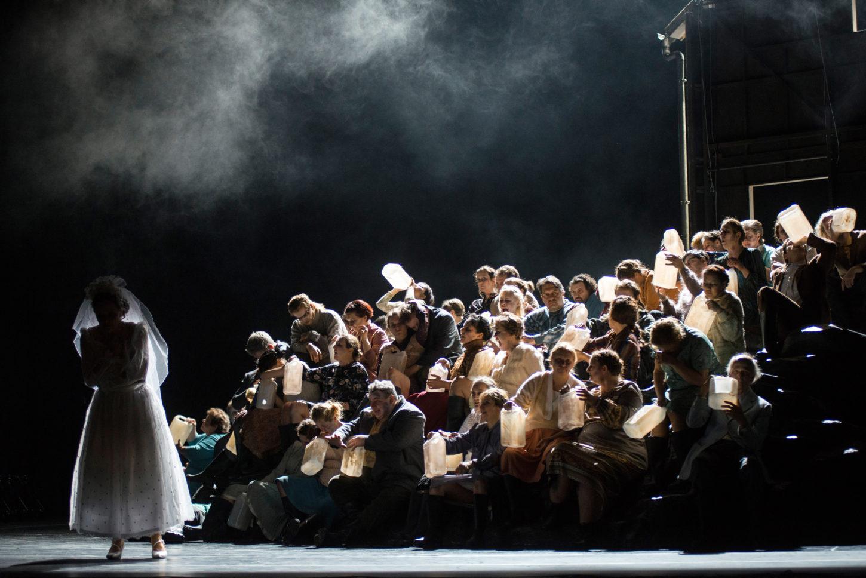 LADY MACBETH VON MZENSK von Dmitrij Schostakowitsch, Deutsche Oper Berlin, copyright: Marcus Lieberenz