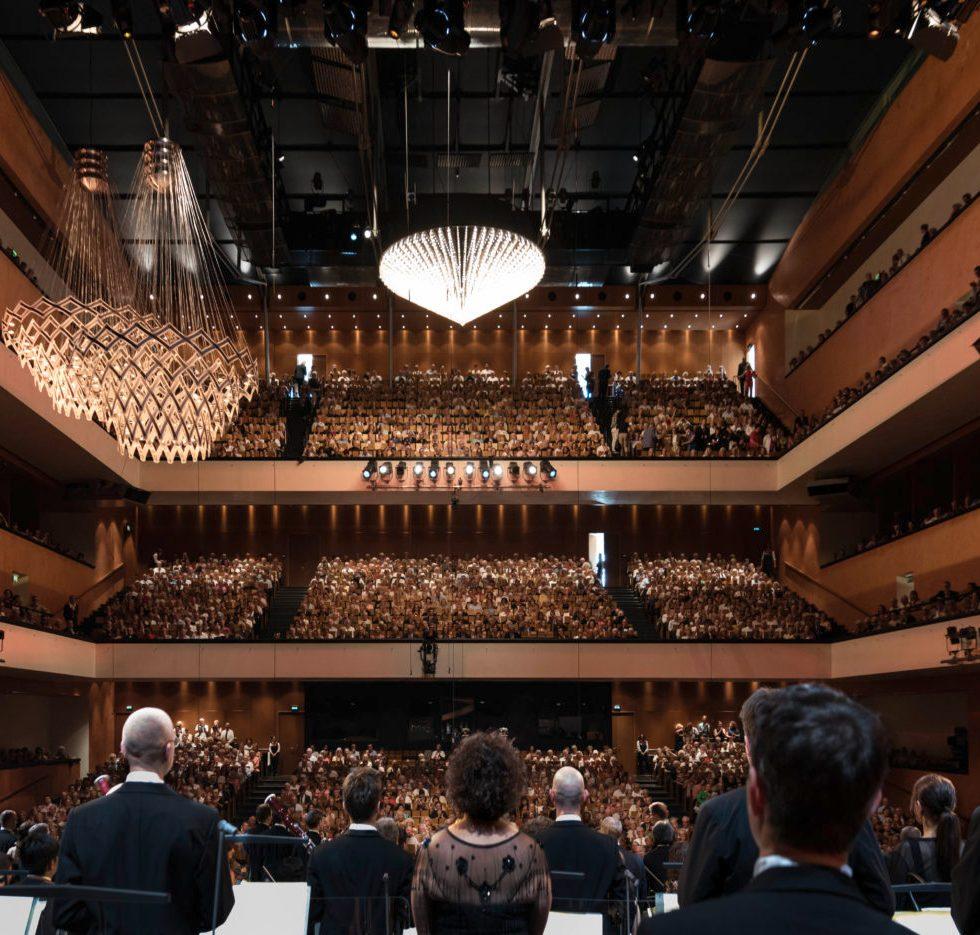 Festspielhaus Baden-Baden / Foto @ Thomas Straub