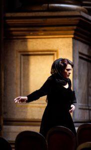 """""""Tosca""""/ Staatsoper Hamburg/ mit Tatjana Serjan, /Foto © Arno Declair"""