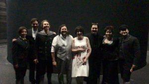 Staatsoper Hamburg/Gruppenfoto-Oper Faust/ Foto @ Ruzana Grigorian