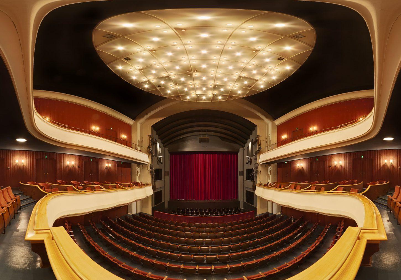 Zuschauerraum/Theater Hagen / Foto @ Theater Hagen