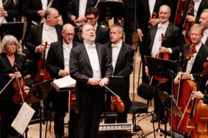 Riccardo Chailly/ Elbphilharmonie/ Verdi-Requiem/ Foto @ Daniel Dittus/Elbphilharmonie