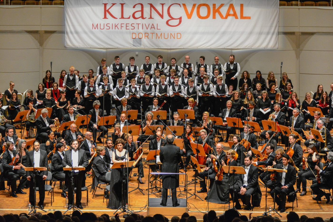 Klangvokal Musikfestival Dortmund/Giovanna D'Arco/Foto ©Bülent Kirschbaum
