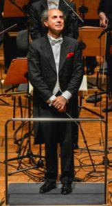 Daniele Callegari/ Klangvokal Musikfestival Dortmund/Giovanna D'Arco/Foto ©Bülent Kirschbaum
