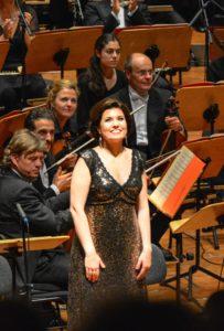 Marina Rebeka/ Klangvokal Musikfestival Dortmund/Giovanna D'Arco/Foto ©Bülent Kirschbaum