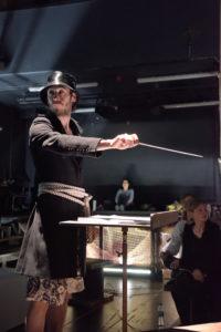 Opera stabile/Staatsoper Hamburg/Das Floß/Mark Johnston/Foto @ Jörn Kipping
