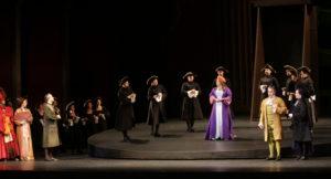 Adriana Lecouvreur / Foty by Natasha Razina -® State Academic Mariinsky Theatre