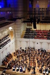 Dortmunder Philharmoniker/Mahlers 8. /Foto @ Anneliese Schürer