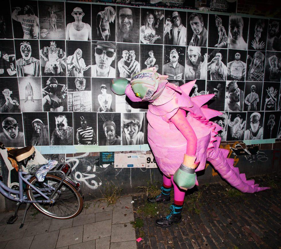 Rock und Wrestling/ opera stabile Hamburg/ Foto @ Frank Egel