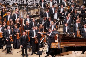NDR Elbphilharmonie Orchester Opening Night, Krzysztof Urbański, Elbphilharmonie, Großer Saal 01.09.2018/Foto @ Claudia Hoehne