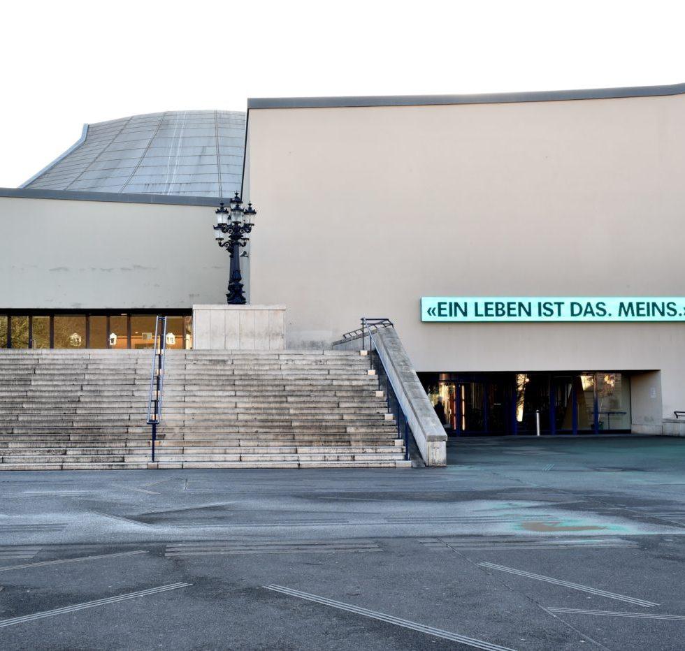 Theater Basel/Großes Haus/ Foto @ Sandra Then