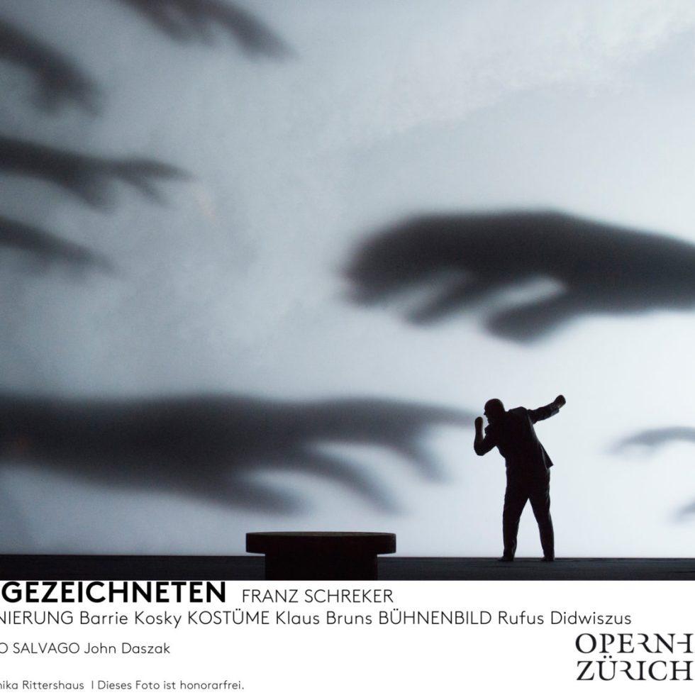 Oper Zürich - Die Gezeichneten - 2018/19 © Monika Rittershaus