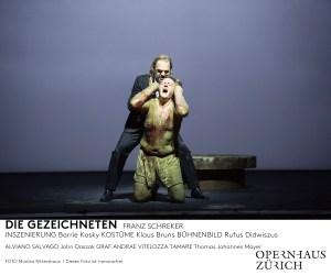 Oper Zürich - Die Gezeichneten - 2018/19 - Foto © Monika Rittershaus