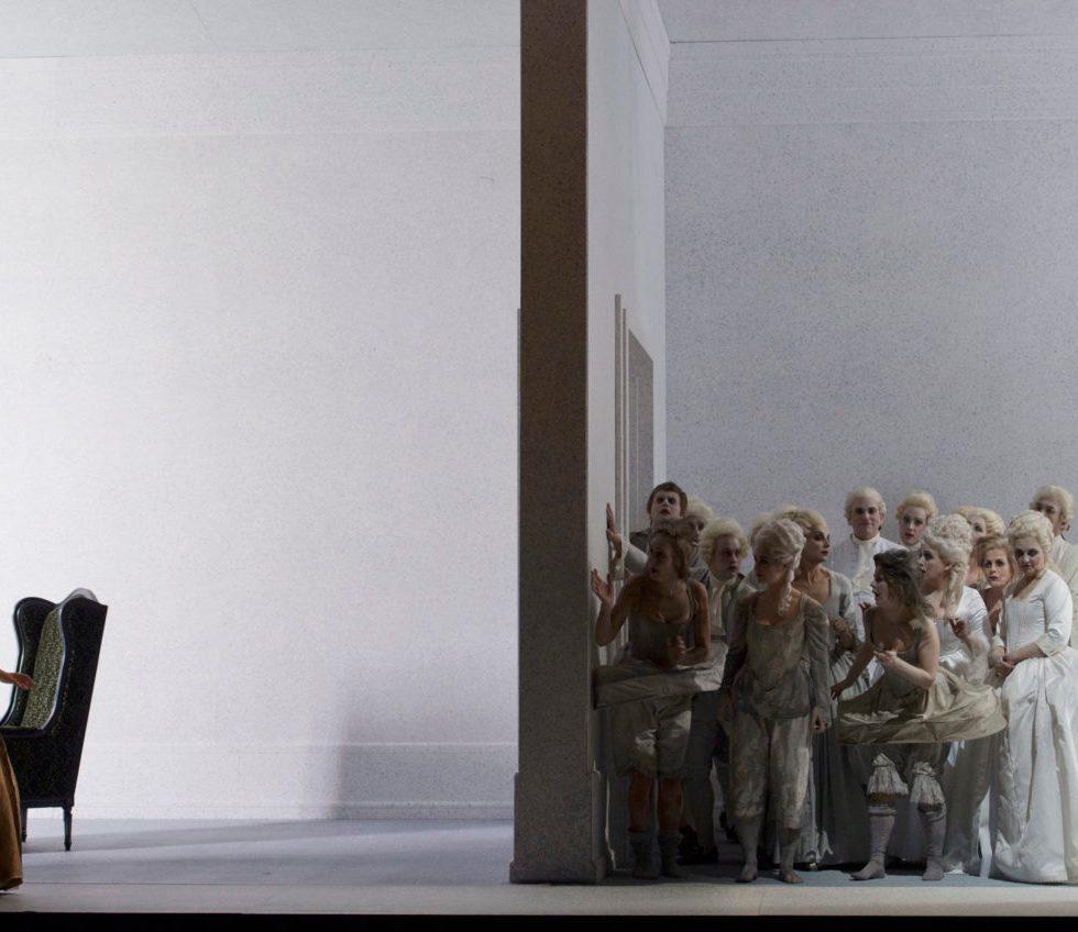 Staatsoper Hamburg /LUISA MILLER/ Foto @ Monika Rittershaus