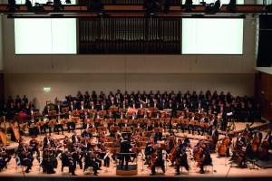 Duisburger Philharmoniker / Foto: Giovanni Pinna