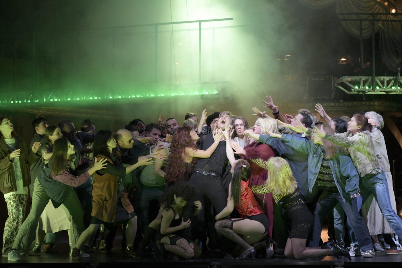 Oper Wuppertal: Premiere von ›Jesus Christ Superstar‹ am ...