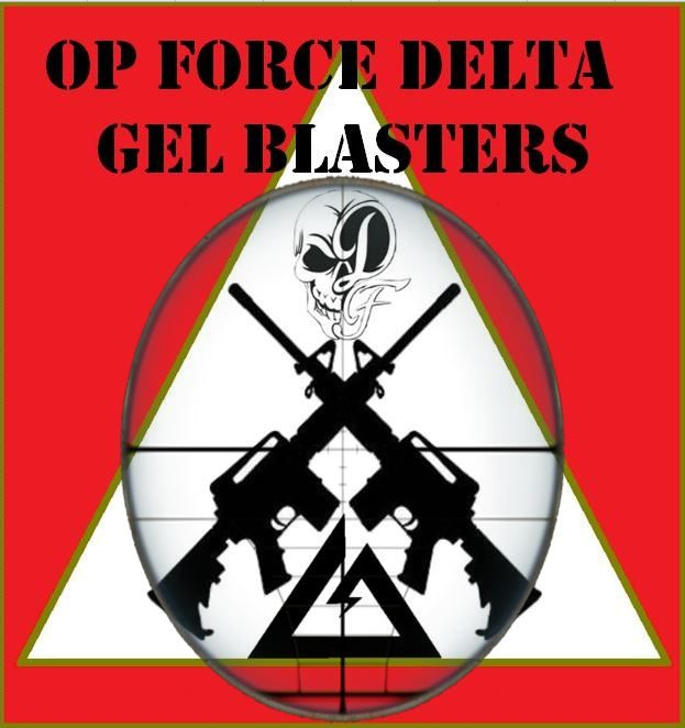 OP Force Delta Gel Blasters