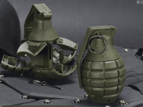 Grenades & Mines