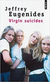 Couverture du roman Virgin suicide