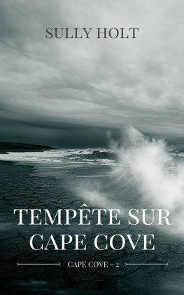 Couverture de Tempête sur Cape Cove