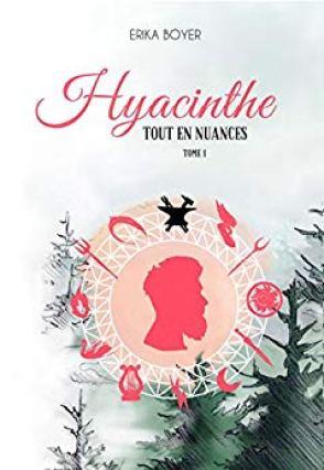 "Couverture du roman ""Hyacinthe"""